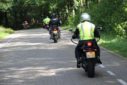 Motorrijbewijspoint Zaandam motor lesplan