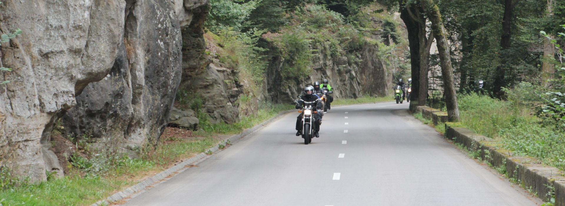 Motorrijbewijspoint Zaandam motorexamens AVB en AVD