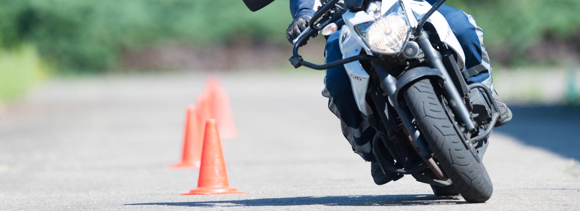 Motorrijbewijspoint Zaandam motor rijvaardigheid